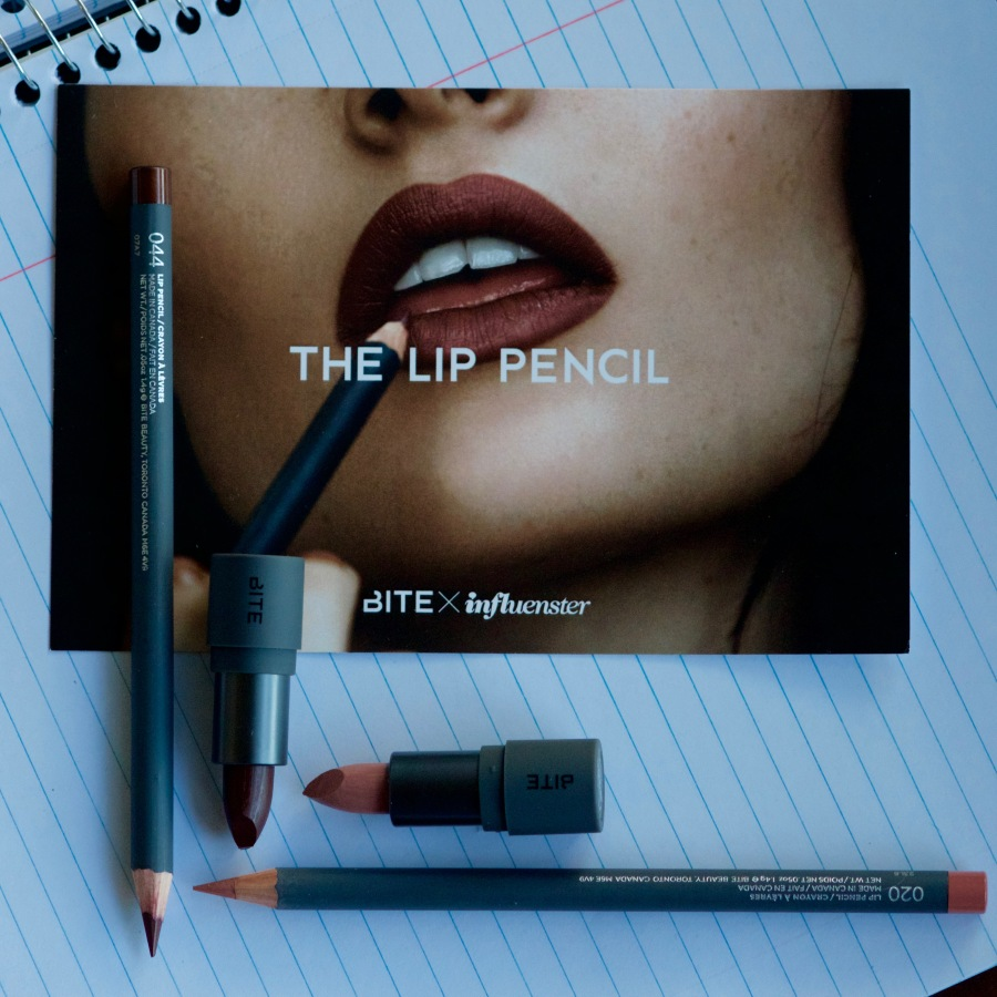 #TheLipPencil: New Lipliners from Bite Beauty