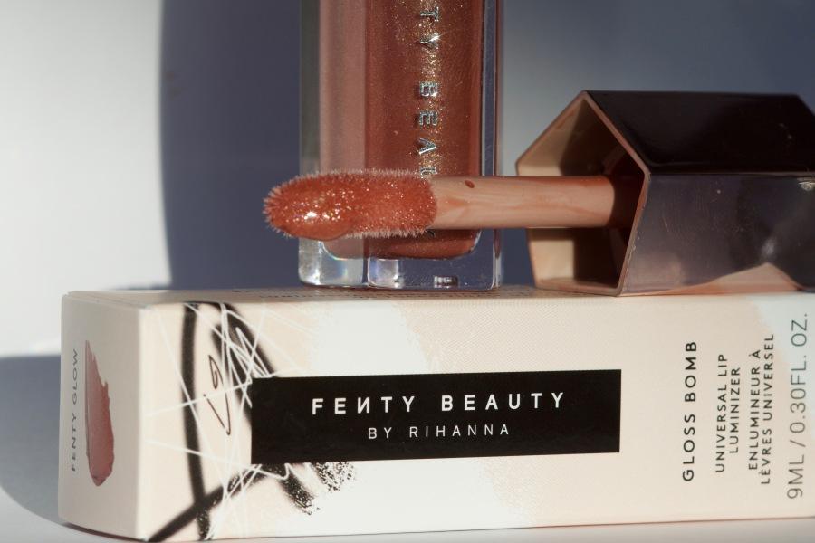 Fenty Beauty by Rihanna | Gloss Bomb in FentyGlow