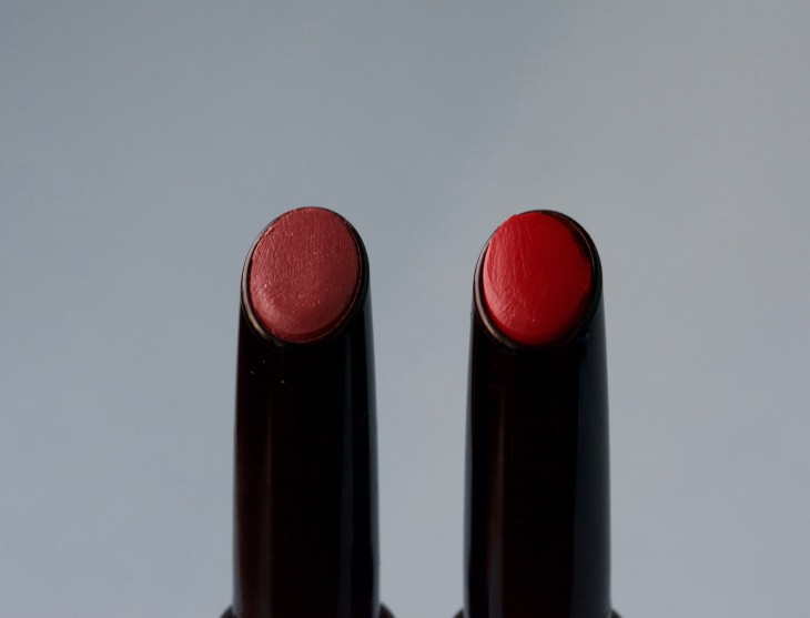 Surratt Beauty Lipslique Lipstick Eglantine  Oh L'Amour review swatches