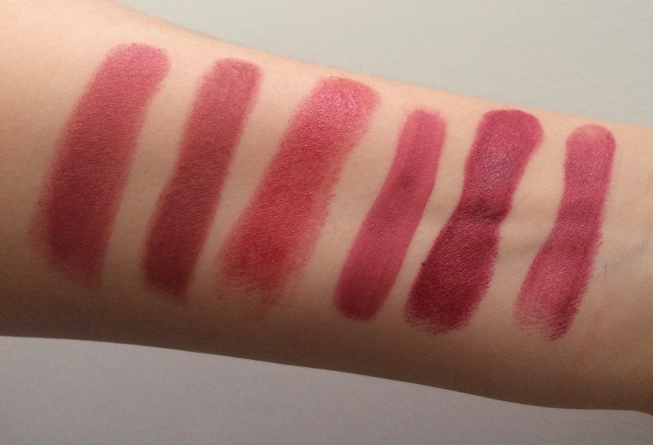 Ysl Liquid Lipstick Swatches Iucn Water